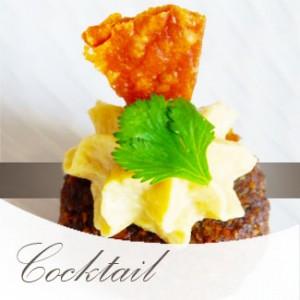 Cocktail Gastronomie à Domicile
