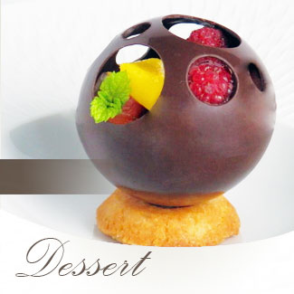Dessert Gastronomie à Domicile